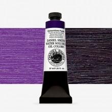 Daniel Smith : Water Soluble Oil Paint : 37ml : Quinacridone Purple