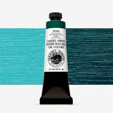 Daniel Smith : Water Soluble Oil Paint : 37ml : Viridian
