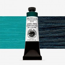 Daniel Smith : Water Soluble Oil Paint : 37ml : Phthalo Green Blue Shade