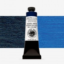 Daniel Smith : Water Soluble Oil Paint : 37ml : Phthalo Blue Green Shade