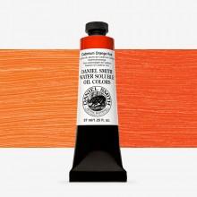 Daniel Smith : Water Soluble Oil Paint : 37ml : Cadmium Orange Hue