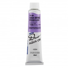 Holbein : Duo Aqua : Watermixable Oil : Quick Drying Medium : Gloss : 50ml