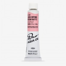 Holbein : Duo Aqua : Watermixable Oil : Quick Drying Medium : Matte : 50ml