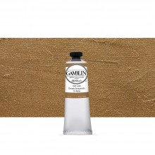 Gamblin : Artist Oil Paint 37ml : Rich Gold