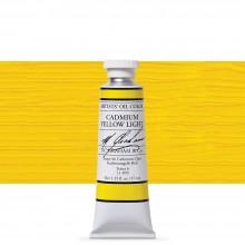 M. Graham : Artists' Oil Paint : 37ml : Cadmium Yellow Light