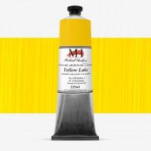 Michael Harding : Oil Paint : 225ml : Yellow Lake
