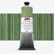 Michael Harding : Oil Paint : 225ml : Terre Verte