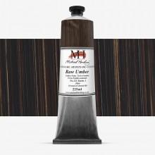 Michael Harding : Oil Paint : 225ml : Raw Umber