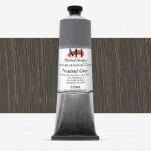 Michael Harding : Oil Paint : 225ml : Neutral Grey