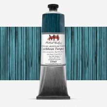Michael Harding : Oil Paint : 225ml : Caribbean Turquoise