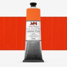 Michael Harding : Oil Paint : 225ml : Cadmium Orange