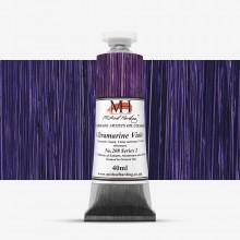 Michael Harding : Oil Paint : 40ml : Ultramarine Violet