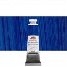 Michael Harding : Oil Paint : 40ml : Phthalocyanine Blue Lake