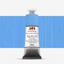 Michael Harding : Oil Paint : 40ml : Kings Blue Light