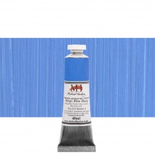 Michael Harding : Oil Paint : 40ml : Kings Blue Deep