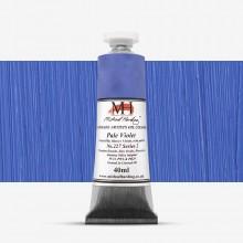 Michael Harding : Oil Paint : 40ml : Pale Violet