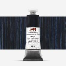 Michael Harding : Oil Paint : 40ml : Indigo