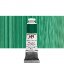 Michael Harding : Oil Paint : 40ml : Viridian S5
