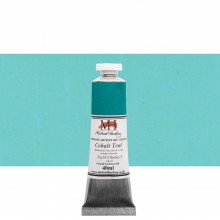 Michael Harding : Oil Paint : 40ml : Cobalt Teal