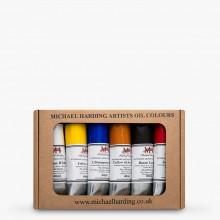Michael Harding : Oil Paint : Introductory Set : 6x40ml