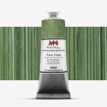 Michael Harding : Oil Paint : 60ml : Terre Verte