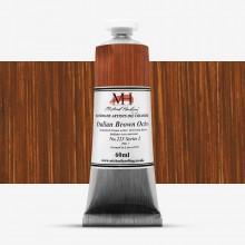 Michael Harding : Oil Paint : 60ml : Italian Brown Ochre