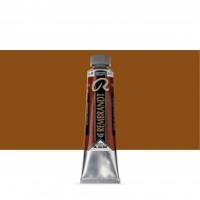 Royal Talens : Rembrandt Oil Paint : 40ml : Burnt Sienna