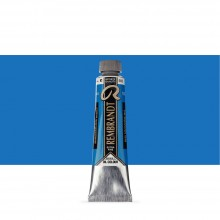 Royal Talens : Rembrandt Oil Paint : 40ml : Manganese Blue Phthalo