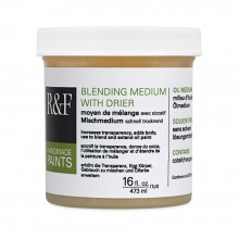 R&F : Pigment Stick Blending Medium with Drier : 473ml (16oz)