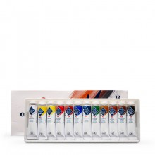 St Petersburg : Master Class : Oil Paint : 18ml : Set of 12