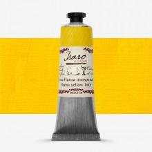 Isaro : Oil Paint : 38ml : Hansa Yellow