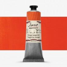 Isaro : Oil Paint : 38ml : Tangerine Orange