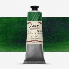 Isaro : Oil Paint : 38ml : Sap Green Lake (Forest Green)
