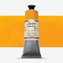 Isaro : Oil Paint : 38ml : Indian Yellow
