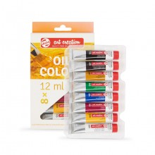 Royal Talens : Art Creation : Oil Paint : 12ml : Set of 8
