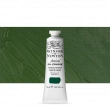Winsor & Newton : Artists' : Oil Paint : 37ml : Oxide Of Chromium