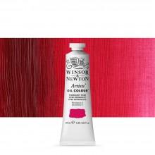 Winsor & Newton : Artists' : Oil Paint : 37ml : Permanent Rose