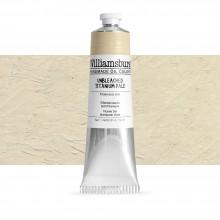 Williamsburg : Oil Paint : 150ml : Unbleached Titanium Pale