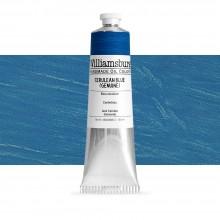 Williamsburg : Oil Paint : 150ml : Cerulean Blue (Genuine)