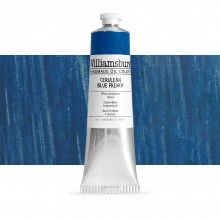 Williamsburg : Oil Paint : 150ml : Cerulean Blue French
