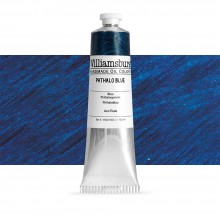 Williamsburg : Oil Paint : 150ml : Phthalo Blue