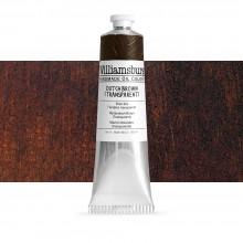 Williamsburg : Oil Paint : 150ml : Dutch Brown (Transparent)