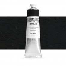 Williamsburg : Oil Paint : 150ml : Lamp Black