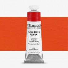 Williamsburg : Oil Paint : 37ml Cadmium Red Medium