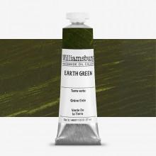 Williamsburg : Oil Paint : 37ml Earth Green