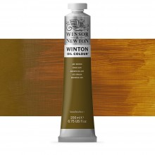 Winsor & Newton : Winton Oil Paint : 200ml : Azo Brown