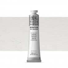 Winsor & Newton : Winton : Oil Paint : 200ml : Soft Mixing White