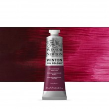 Winsor & Newton : Winton Oil Paint : 37ml : Quinacridone Deep Pink