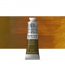 Winsor & Newton : Winton Oil Paint : 37ml : Azo Brown