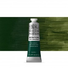 Winsor & Newton : Winton Oil Paint : 37ml : Dark Verdigris